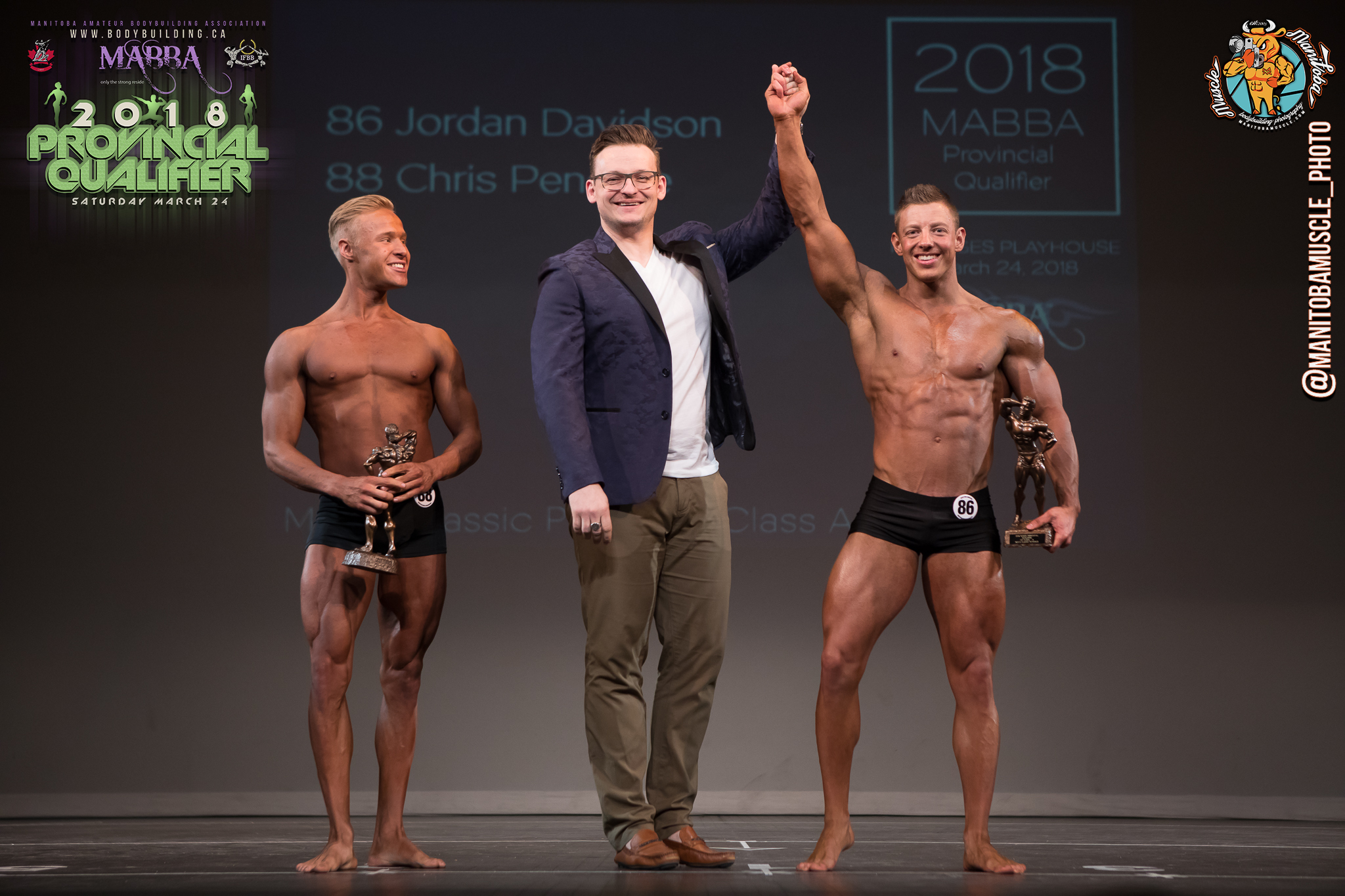 Body Building Manitoba